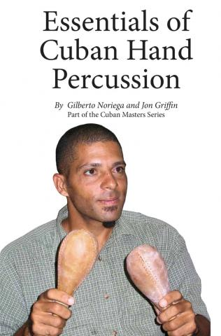 Essentials of Cuban Hand Percussion - Cover