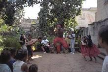 Chango Dance in Havana